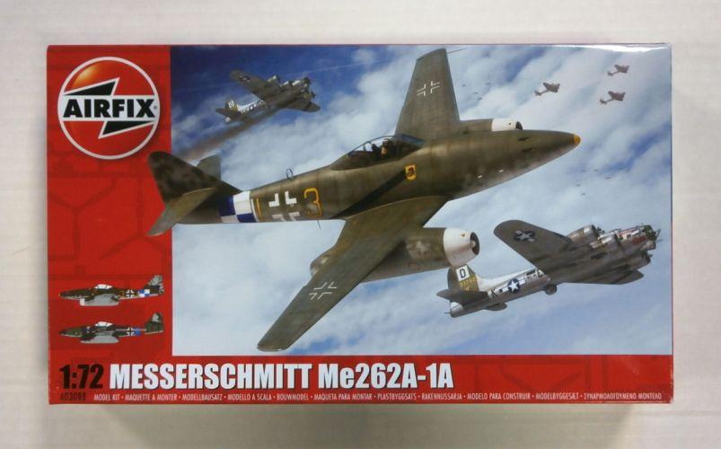 AIRFIX 1/72 03088 MESSERSCHMITT Me 262A-1A