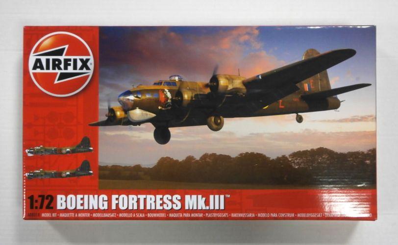 AIRFIX 1/72 08018 BOEING FORTRESS Mk.III