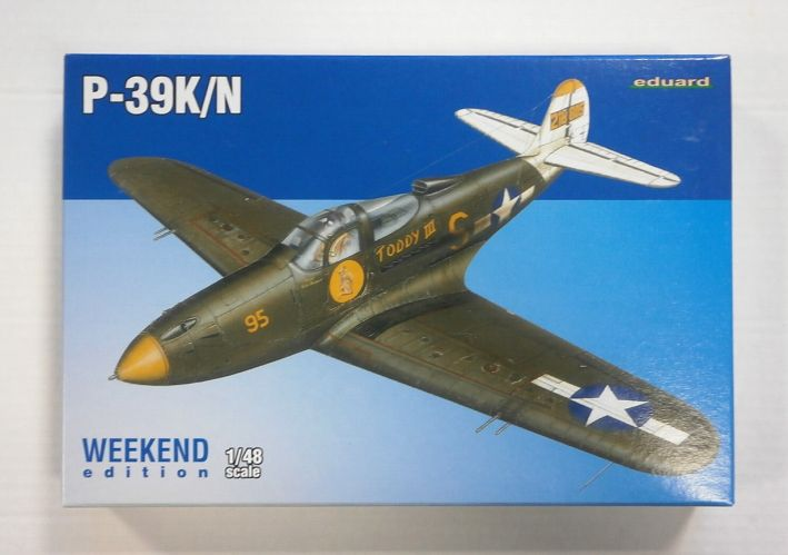 EDUARD 1/48 84161 P-39K/N WEEKEND EDITION