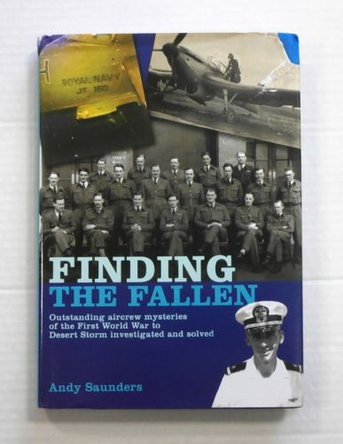 CHEAP BOOKS  ZB839 FINDING THE FALLEN