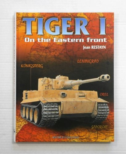CHEAP BOOKS  ZB843 TIGER I ON THE EASTERN FRONT