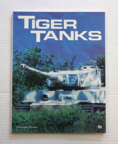 CHEAP BOOKS  ZB849 TIGER TANKS