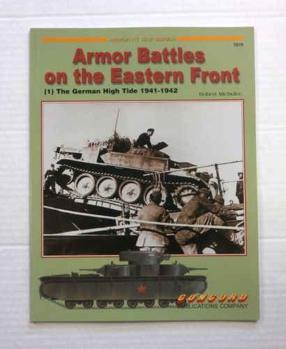 CHEAP BOOKS  ZB862 ARMOR AT WAR SERIES ARMOR BATTLES ON THE EASTERN FRONT