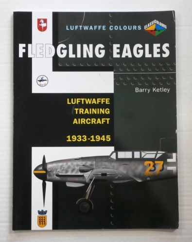 CHEAP BOOKS  ZB876 LUFTWAFFE COLOURS FLEDGLING EAGLES