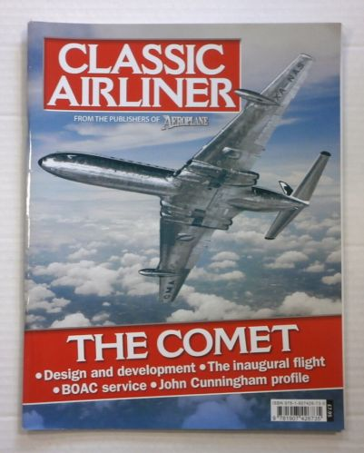 CHEAP BOOKS  ZB878 CLASSIC AIRLINER THE COMET
