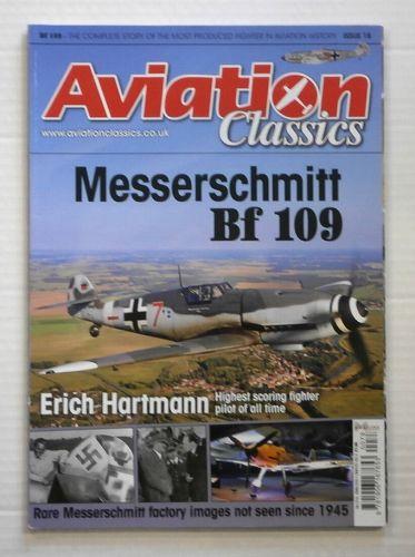 CHEAP BOOKS  ZB880 AVIATION CLASSICS MESSERSCHMITT Bf 109