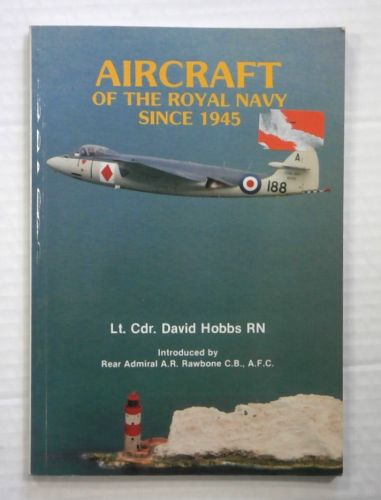 CHEAP BOOKS  ZB883 AIRCRAFT OF THE ROYAL NAVY SINCE 1945