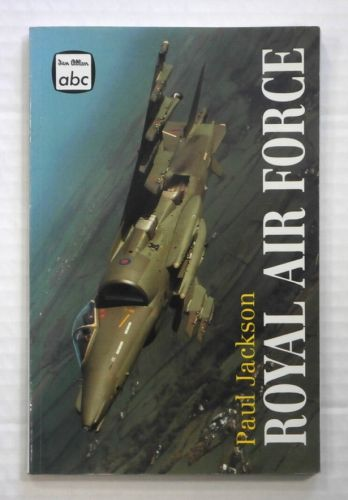 CHEAP BOOKS  ZB884 ROYAL AIR FORCE by PAUL JACKSON