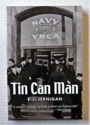 CHEAP BOOKS  ZB2190 TIN CAN MAN - E J JERNIGAN