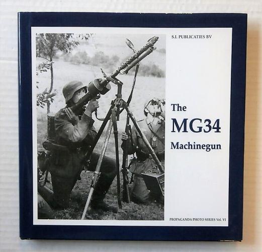 CHEAP BOOKS  ZB2209 THE MG34 MACHINEGUN
