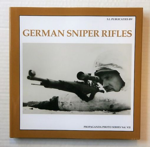CHEAP BOOKS  ZB2210 GERMAN SNIPER RIFLES