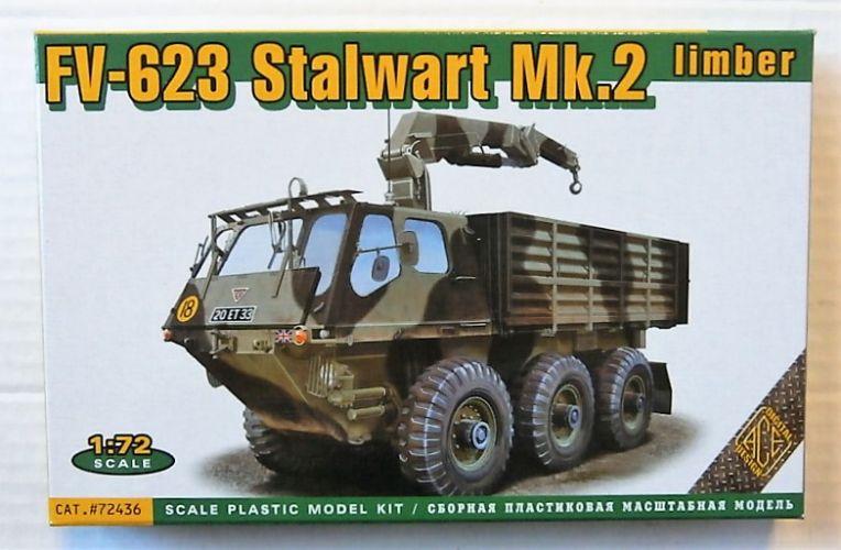 ACE 1/72 72436 FV623 STALWART