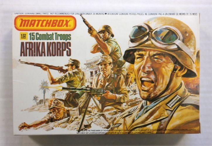 MATCHBOX 1/32 P-6004 AFRIKA KORPS