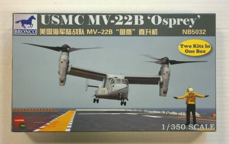 BRONCO 1/350 NB5032 USMC MV-22B OSPREY