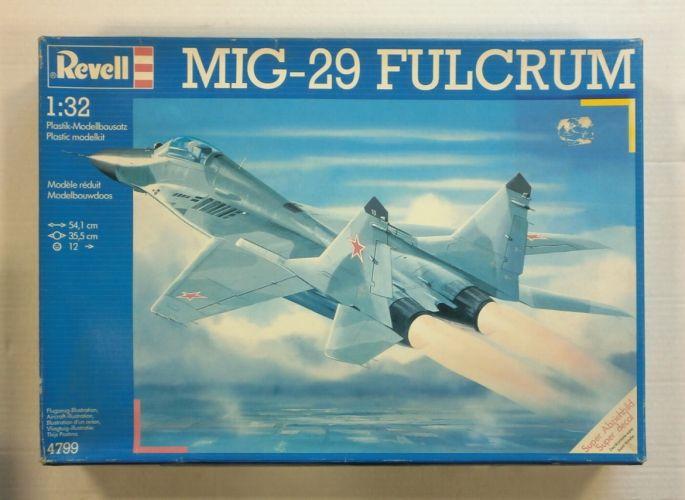 REVELL 1/32 4799 MiG-29 FULCRUM