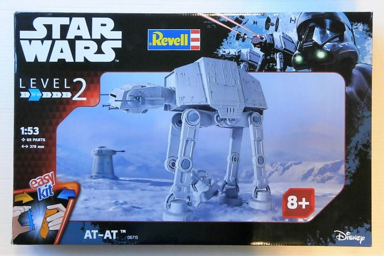 REVELL 1/53 06715 STAR WARS AT-AT  UK SALE ONLY