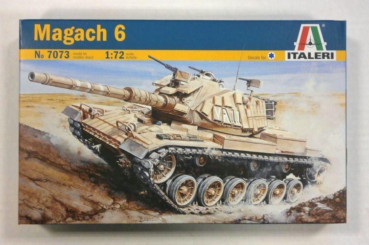 ITALERI 1/72 7073 MAGACH 6