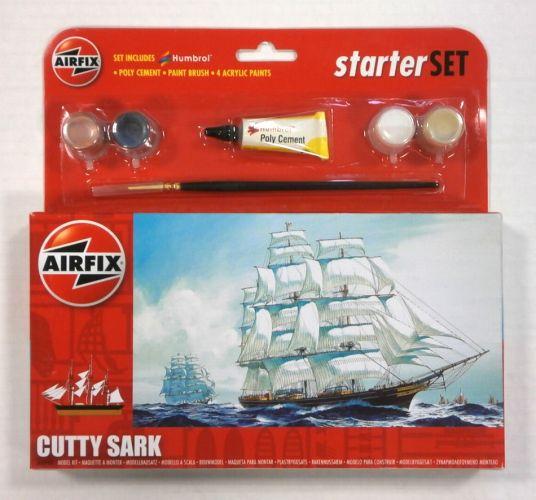 AIRFIX  55103 CUTTY SARK STARTER SET