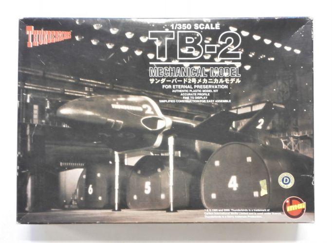IMAI 1/350 831174 TB-2 MECHANICAL MODEL THUNDERBIRDS