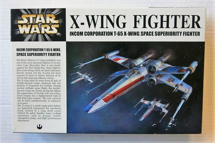 FINEMOLDS 1/72 SW-1 STAR WARS X-WING FIGHTER