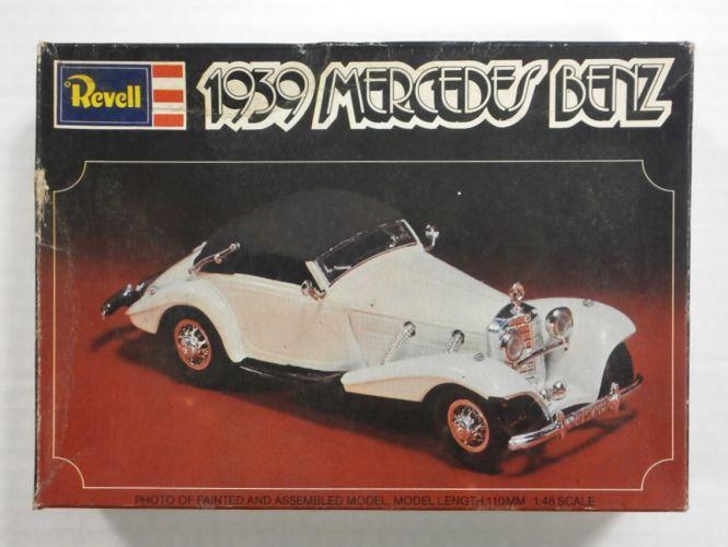 REVELL 1/48 H1269 1939 MERCEDES BENZ