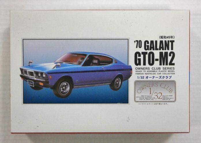 ARII 1/32 47065 70 GALANT GTO-M2