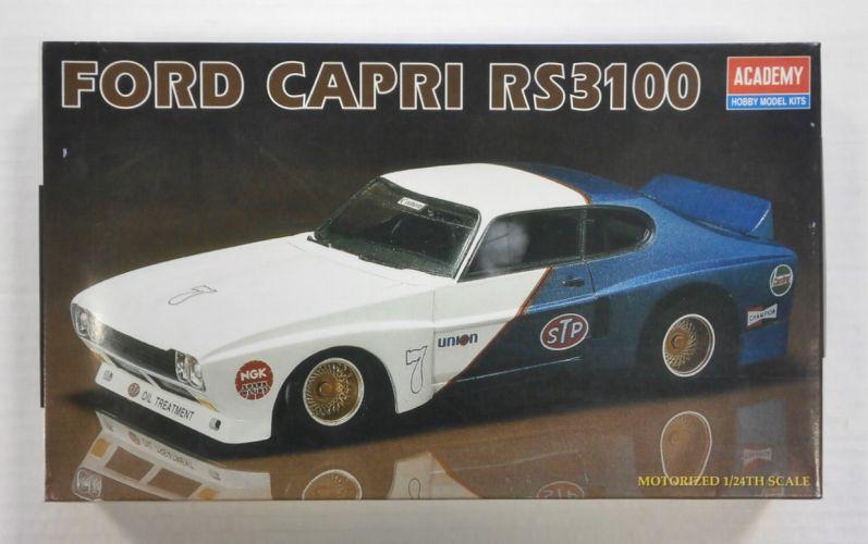 ACADEMY 1/24 1537 FORD CAPRI RS3100