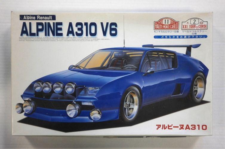 FUJIMI 1/20 09015 ALPINE A310 V6