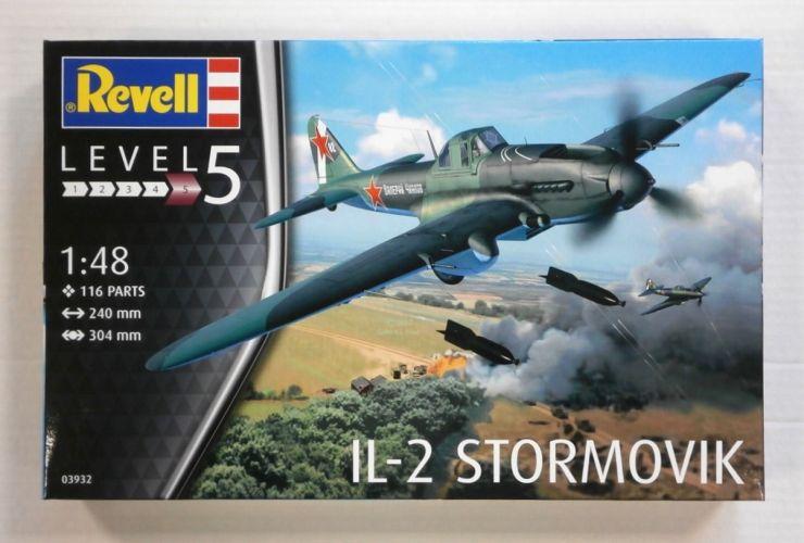 REVELL 1/48 03932 IL-2 STORMOVIK