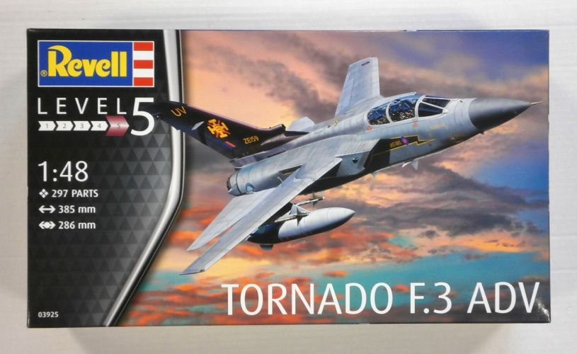 REVELL 1/48 03925 TORNADO F.3 ADV
