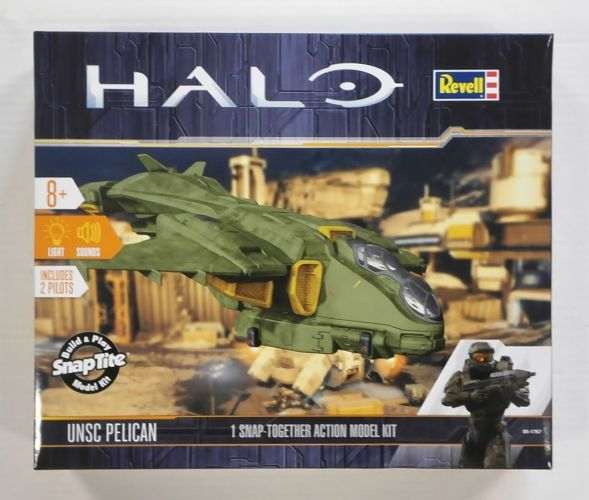 REVELL  85-1767 HALO UNSC PELICAN