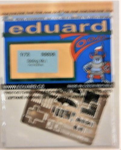 EDUARD 1/72 SS535 STIRLING MK.I FOR ITALERI KIT