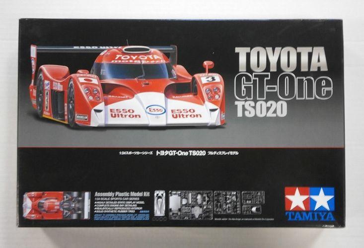 TAMIYA 1/24 24222 TOYOTA GT ONE TS020