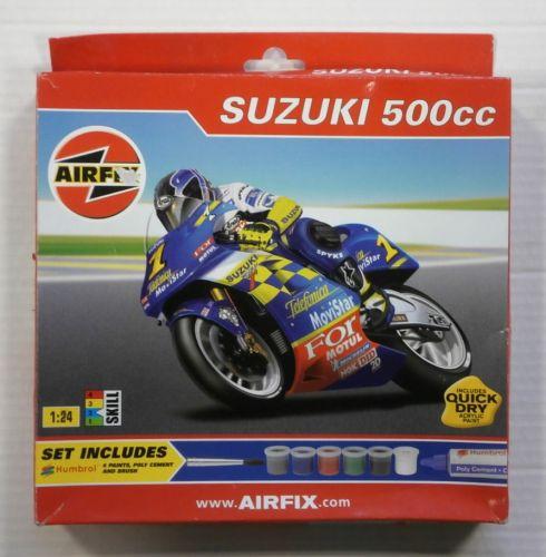 AIRFIX 1/24 92483 SUZUKI 500CC