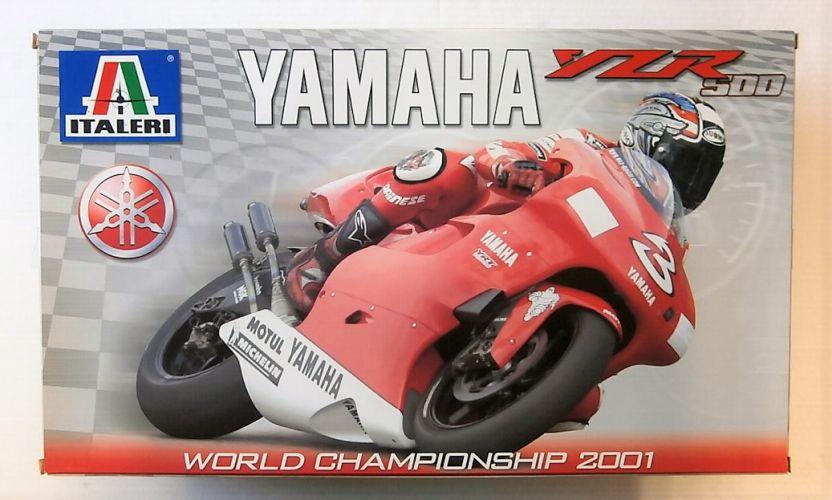 ITALERI 1/6 4502 YAMAHA ZYR 500 WORLD CHAMPIONSHIP 2001  UK SALE ONLY