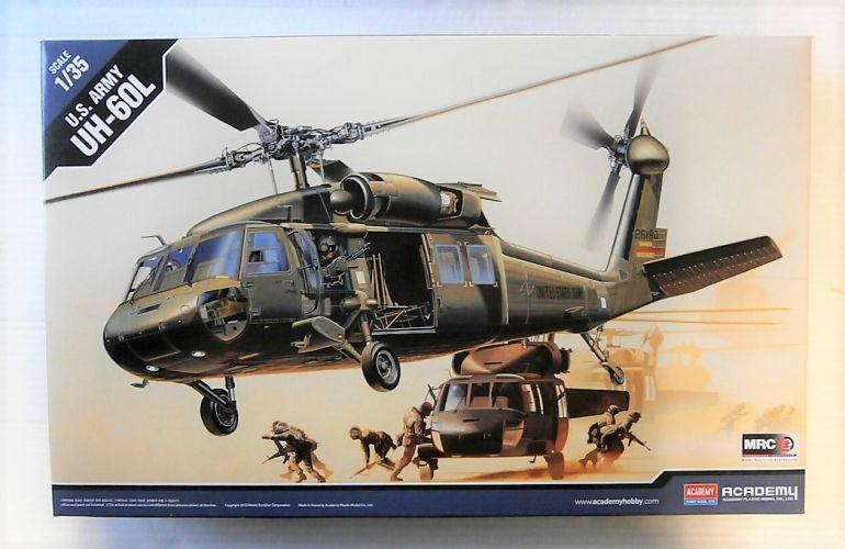 ACADEMY 1/35 12111 U.S. ARMY UH-60L
