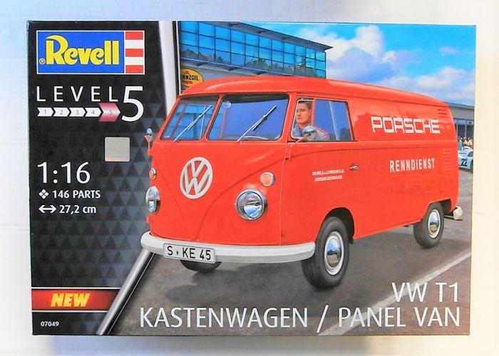 REVELL 1/16 07049 VW T1 KASTENWAGEN/ PANEL VAN