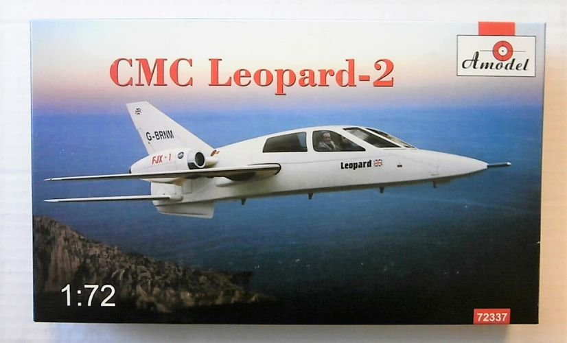 A MODEL 1/72 72337 CMC LEOPARD-2
