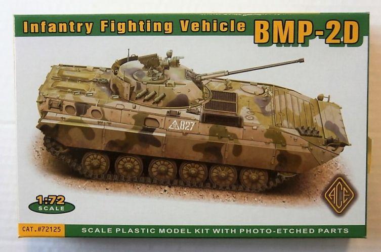 ACE 1/72 72125 BMP-2D AFGHANISTAN