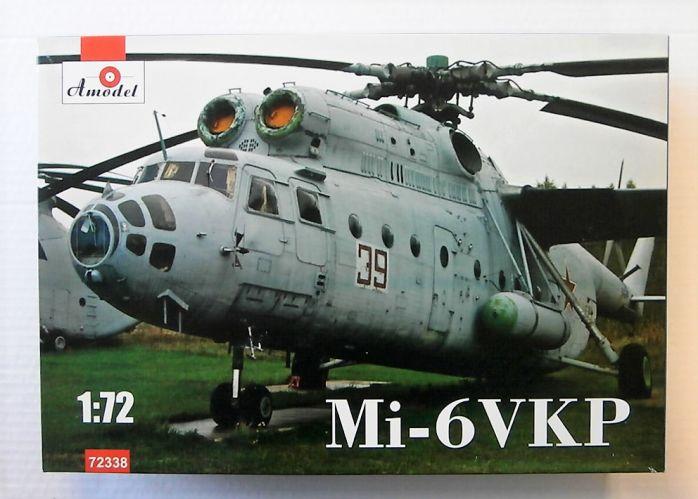A MODEL 1/72 72338 MI-6VKP