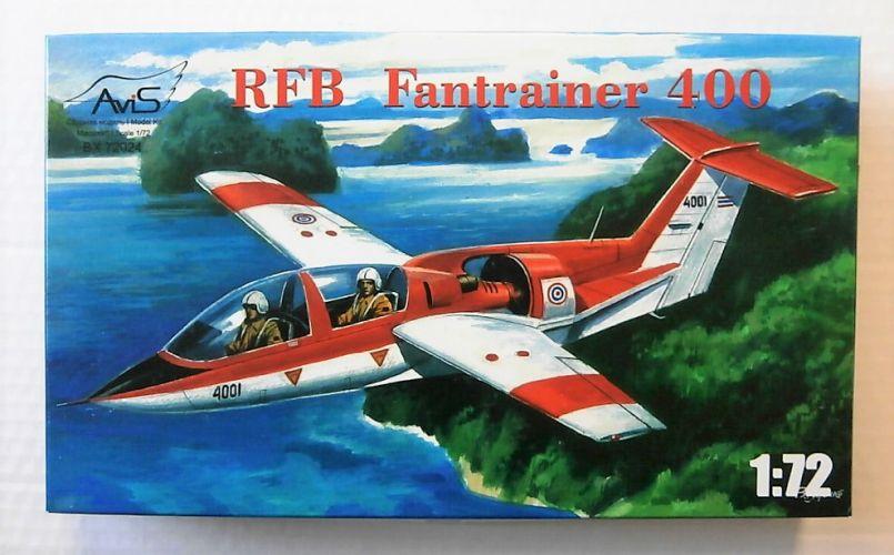 AVIS 1/72 72024 RFB FANTRAINER 400