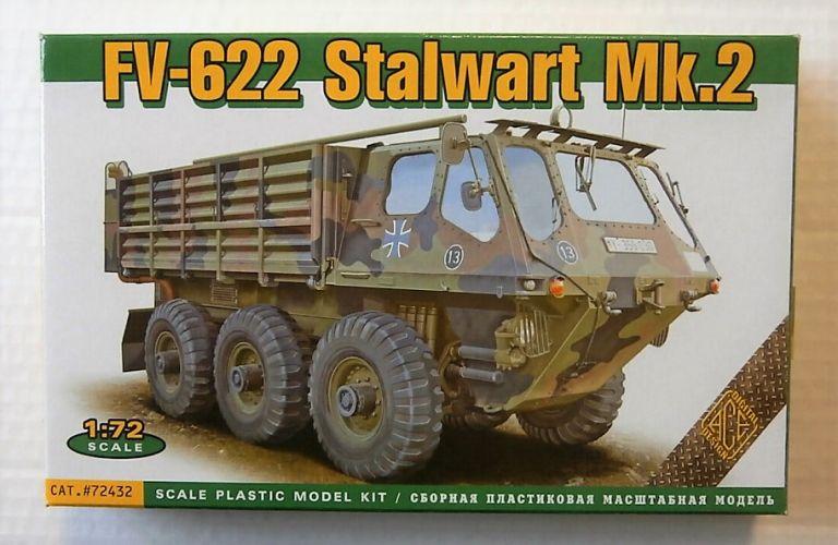 ACE 1/72 72432 FV-622 STALWART MK2