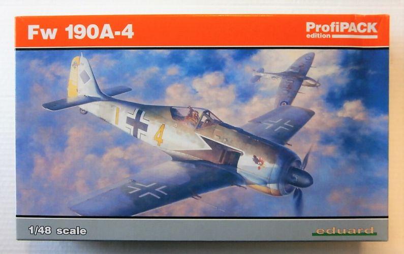 EDUARD 1/48 82142 Fw 190A-4
