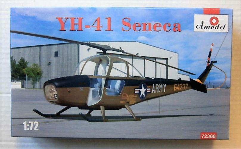 A MODEL 1/72 72366 CESSNA YH-41 SENECA