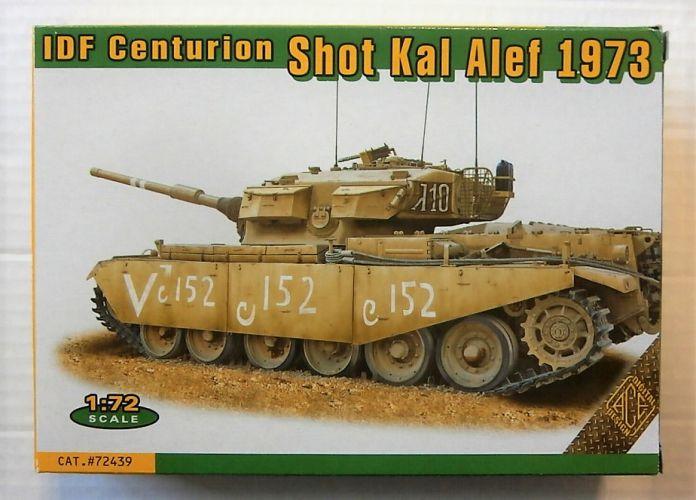 ACE 1/72 72439 ISRAELY DF SHOT KAL ALEF