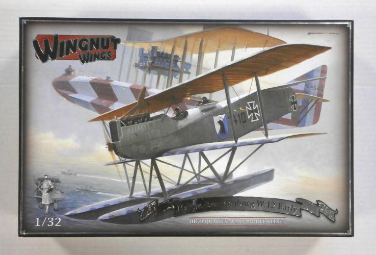 WINGNUT WINGS 1/32 32036 HANSA-BRANDENBURG W.12 EARLY