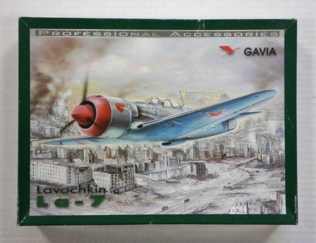 GAVIA 1/48 009 LAVOCHKIN La-7