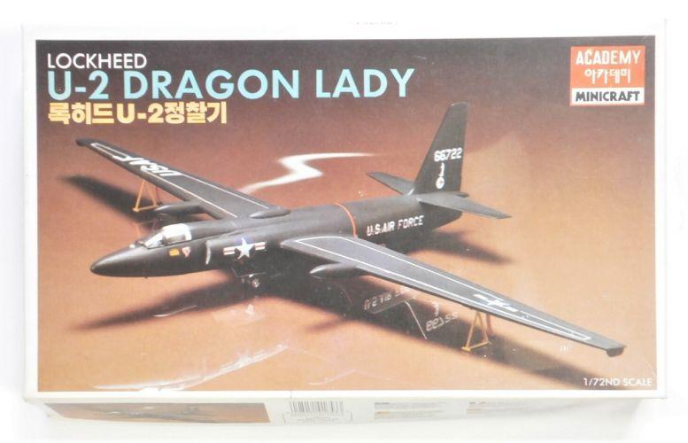 1/72 1653 U-2 DRAGON LADY