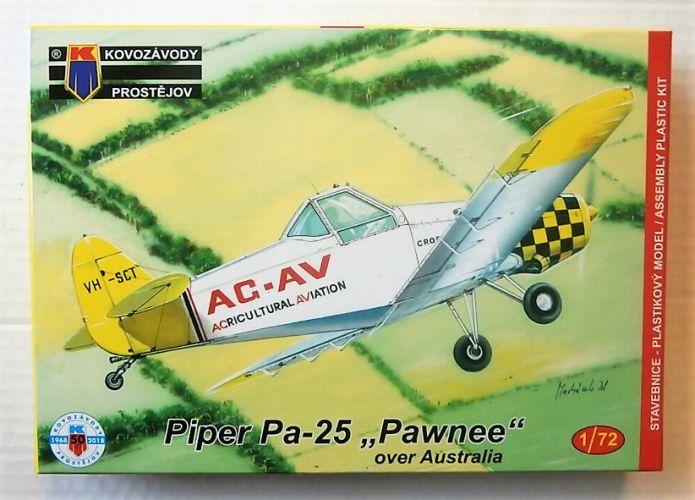 KP 1/72 0125 PIPER PA-25 PAWNEE OVER AUSTRALIA