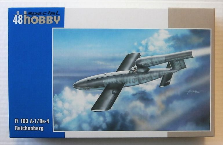 SPECIAL HOBBY 1/48 48190 Fi 103 A-1/Re-4 REICHENBERG